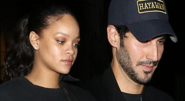 Rihanna z chłopakiem na randce. Jak się ubrała?
