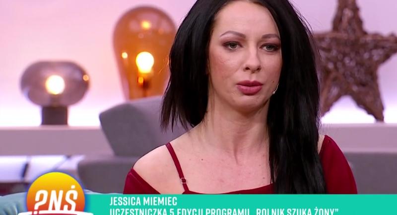 Jessica z Rolnika z matką w PnŚ: było dużo hejtu na mój temat