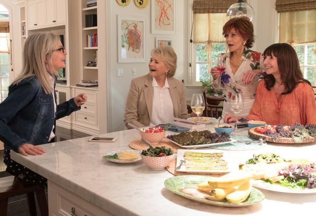 80-letnia Founda w nowym filmie zagra sceny jak w 50 twarzach graya?!