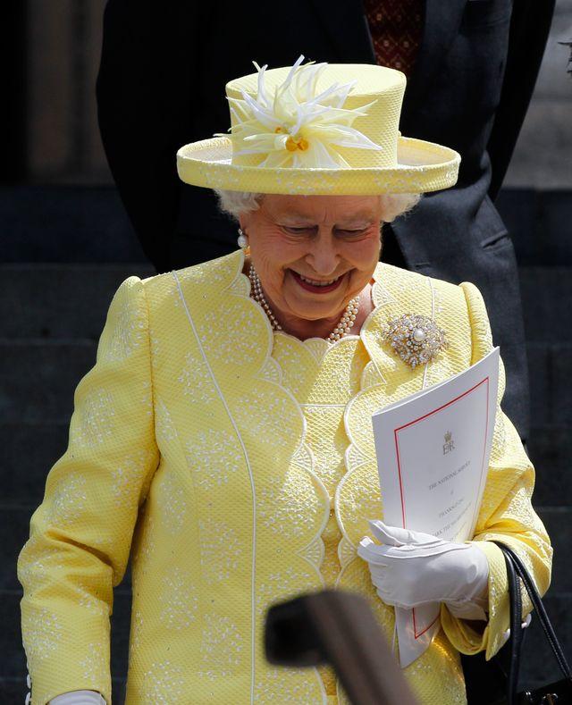 Dzięki królowej Meghan Markle może spać spokojnie