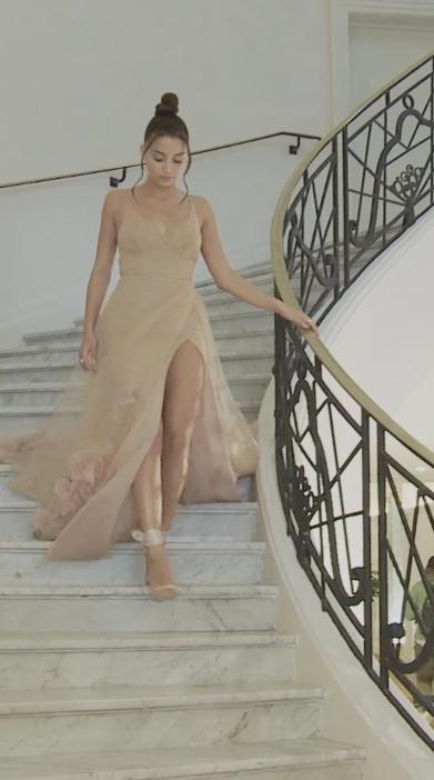 Doda, Mercedes, Torbicka i Wieniawa na schodach w Cannes!