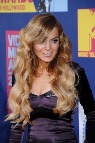 Lindsay Lohan zmieniła fryzurę (FOTO)