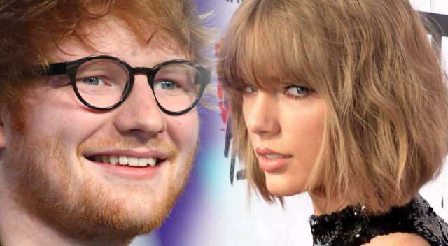 Taylor Swift śpiewa o Edzie Sheeranie? Jest komentarz muzyka!