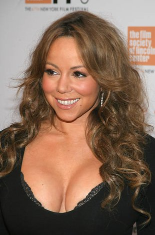 Mariah Carey jak (duża) seksowna kotka (FOTO)