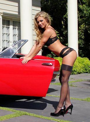 Nikki Leigh – gorące ciało na dziś (FOTO)