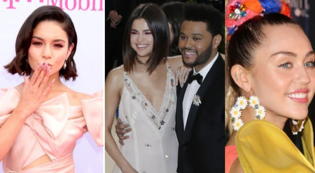 Miley Cyrus i Vanessa Hudgens ZNISZCZĄ Seleną Gomez?