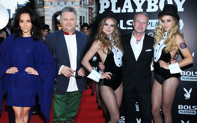 Samochód Playboya 2014