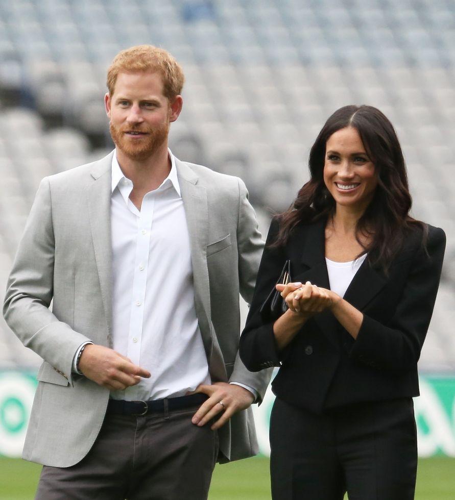 Przez to, co zrobiła Meghan Markle, królowa i Harry są WŚCIEKLI!