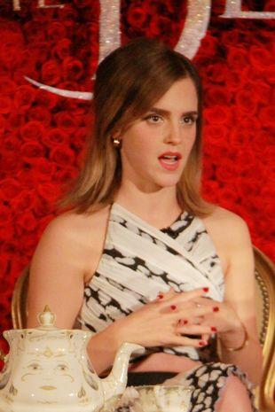 Emma Watson powiedziała, co robi ze swoimi WŁOSAMI ŁONOWYMI