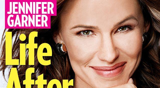 Gorzka prawda o tym, jak Jennifer Garner radzi sobie po rozwodzie
