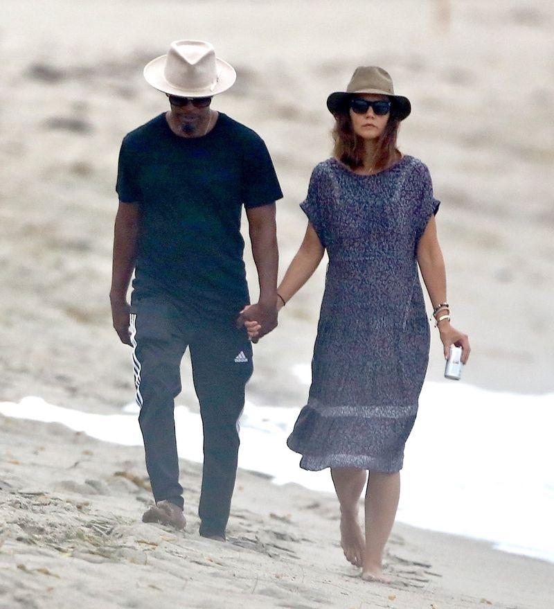 Szok! Katie Holmes wyznała Jamiemu Foxxowi miłość! Po ROZSTANIU!