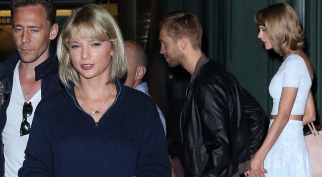 Calvin Harris kiedyś bardzo pojechał po Taylor na TT. Teraz się tłumaczy