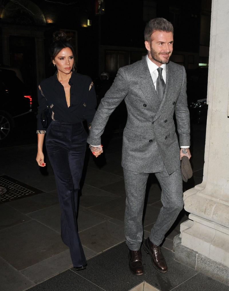 Victoria Beckham dziś wygląda inaczej. Na starym zdjęciu wygląda, jak inna osoba