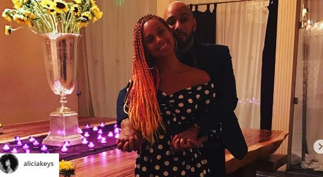 Jeśli wyznawać miłość to tylko tak, jak Alicia Keys!