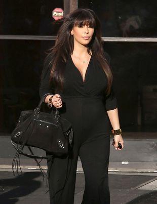 Kim Kardshian zarobi 2 miliony dolarów na zdjęciu Nori?