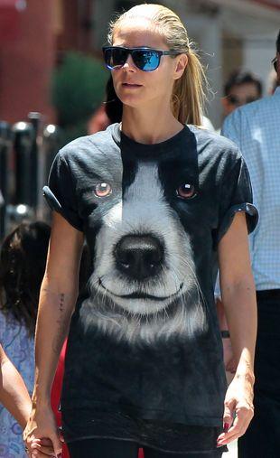 Heidi Klum usuwa tatuaż (FOTO)