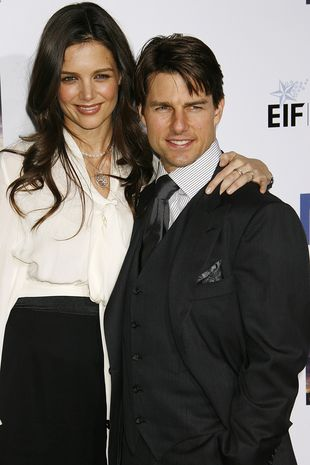 Tom Cruise badał ją przez sonogram? Katie Holmes o koszmarnych plotkach
