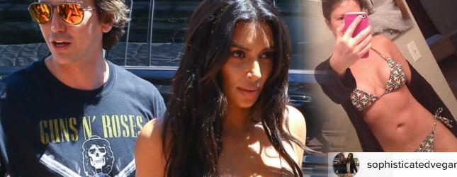 Przyjaciel Kim Kardashian to PROSTAK! Zobacz, co pisał na IG tej kobiety!
