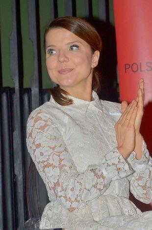 Utyć do roli? Jak na taką propozycję zareagowałaby Joanna Jabłczyńska?