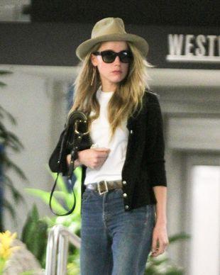 Wszystko układa się w całość? Amber Heard ma nowego chłopaka
