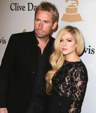 Chad i Avril pozostali w nader przyjacielskich stosunkach?