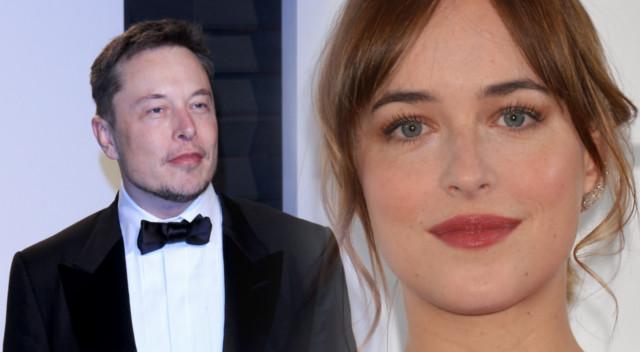 Elon Musk poleciał specjalnie do Rio, żeby zobaczyć Dakotę Johnson w bikini