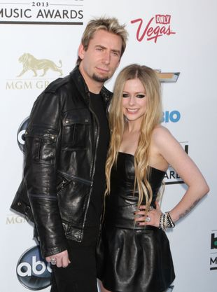 To już pewne: Avril Lavingne i Chad Kroeger są w separacji!