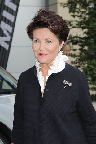 Jolanta Kwaśniewska kończy dziś 60 lat (FOTO)