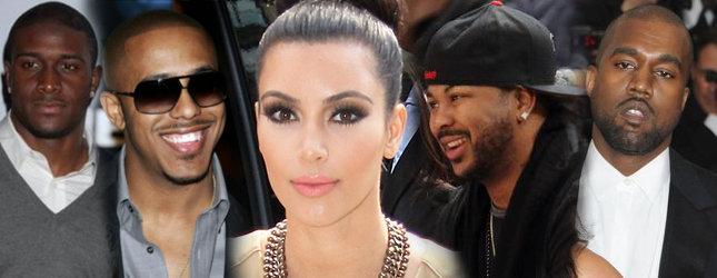 Wszyscy faceci Kim Kardashian – ilu ich było? (FOTO)