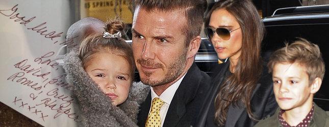 Rodzina Victorii Beckham wspiera ją podczas NYFW (FOTO)