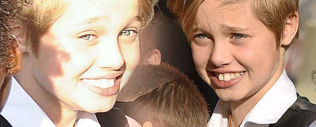 Shiloh Jolie Pitt już wybrała męskie imię!
