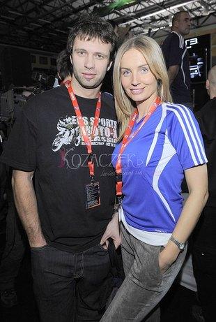 Agnieszka Szulim jest bardzo czuła dla męża (FOTO)