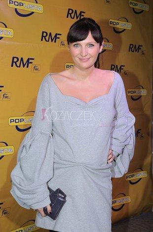 Reni Jusis pokazała ciążowy brzuszek (FOTO)