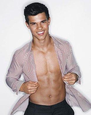 Taylor Lautner musiał jeść co dwie godziny, żeby przytyć