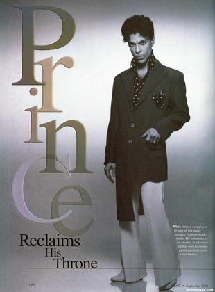 Prince płaci za seksowne ruchy