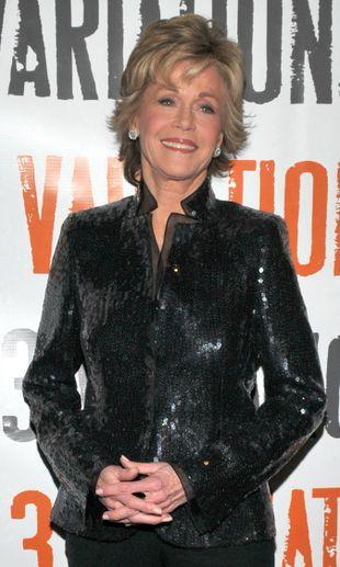 Jane Fonda: Seks jest lepszy po 70.!