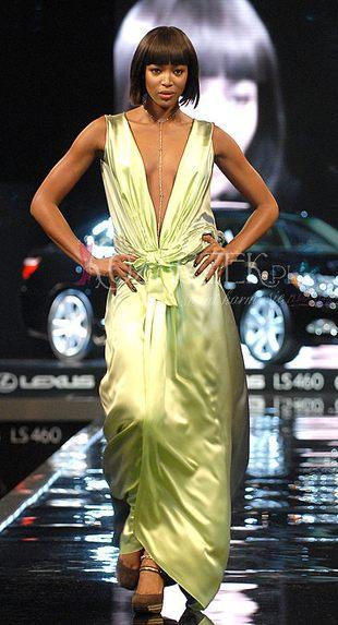 Naomi Campbell hospitalizowana