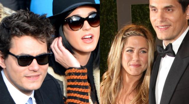 Mówią o nim największy playboy w show biznesie. Ile kobiet miał John Mayer?