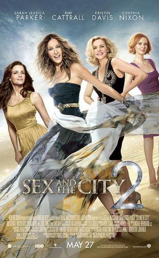 Wszystkie bohaterki Seksu w wielkim mieście na plakacie