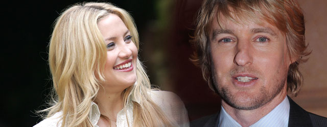 Owen Wilson i Kate Hudson biorą ślub!