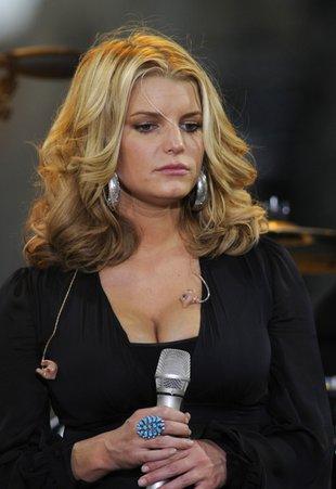 Tony Romo złamał serce Jessiki Simpson