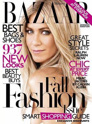 Jennifer Aniston niczym Barbra Streisand