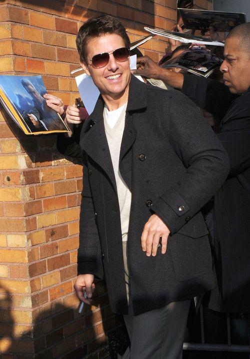 Tom Cruise nadal ma w sobie to coś? (FOTO)