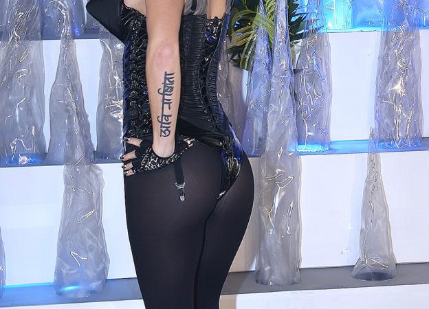 Tatuaże Dody