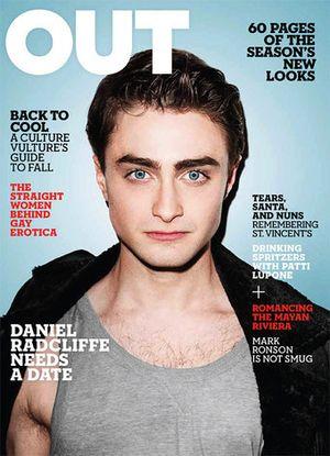 Daniel Radcliffe nie może znaleźć sobie dziewczyny