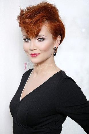 Katarzyna Zielińska na randce