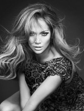 Drapieżna Jennifer Lopez dla Cavalliego (FOTO)