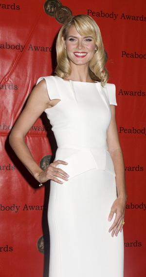Szalejąca Heidi Klum