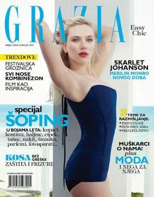 Serbowie kochają Scarlett Johansson (FOTO)