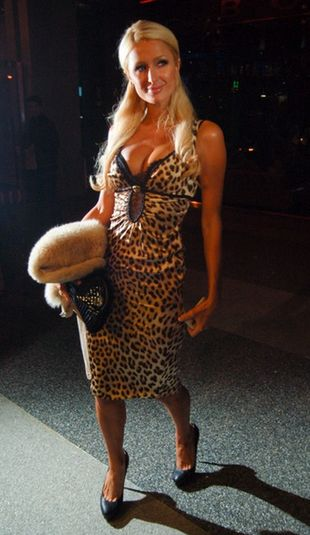 Paris Hilton wydała 23 tys. dolarów w jeden wieczór